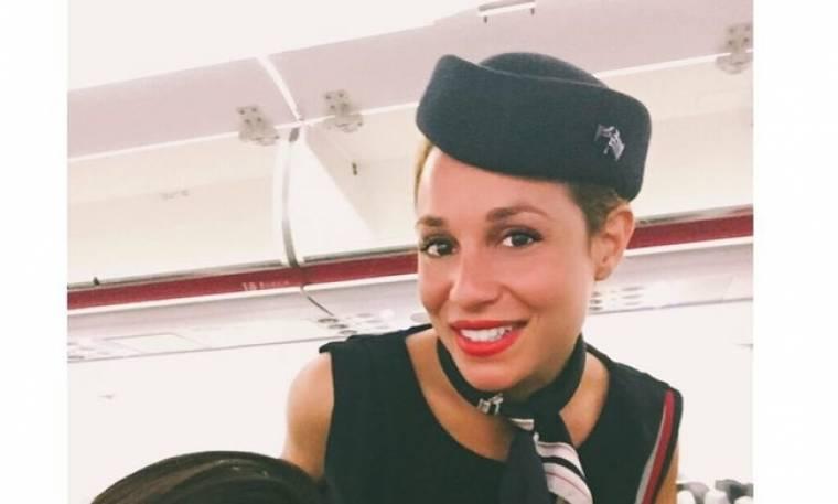 Πένυ Αγοραστού: Από αεροσυνοδός… ηθοποιός!