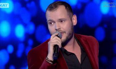 """Γιώργος Ζιώρης: «Μέσα από το """"Voice"""" έκανα φίλους, πήρα συμβουλές και κέρδισα εμπειρίες»"""