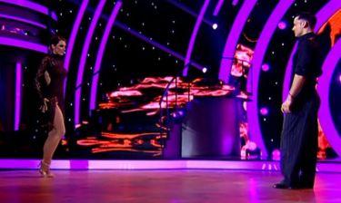 DWTS 6: Το απίστευτο Αργεντίνικο τάνγκο της Ντορέττας στη σκηνή