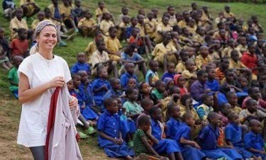 Χριστίνα Κοντοβά: «Έχω ταξιδέψει σε περίπου 40 χώρες»