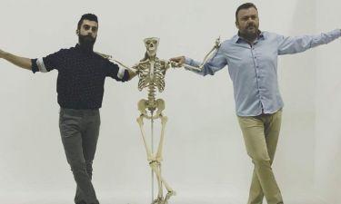 O Τόνυ Δημητρίου και το χορευτικό του στο instagram