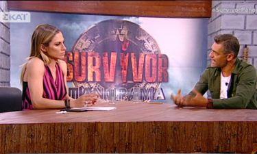 Survivor Πανόραμα: Κρητικός: Η αηδιαστική αποκάλυψη για τον Σώζοντα: «Έκανε την ανάγκη του στο…»