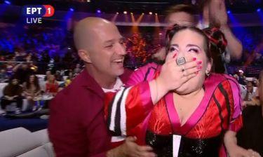 Eurovision 2018: Νικήτρια χώρα το Ισραήλ! Παραλίγο να λιποθυμήσει η Netta