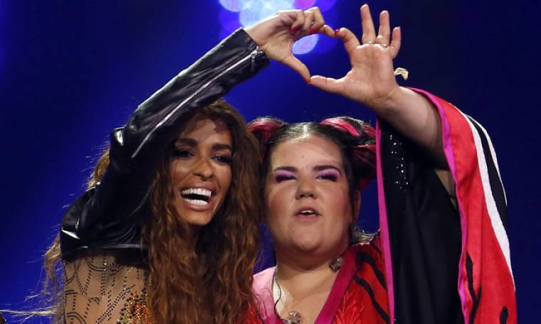 Eurovision 2018: Το πρώτο μήνυμα της μεγάλης νικήτριας, Netta, από το Ισραήλ!