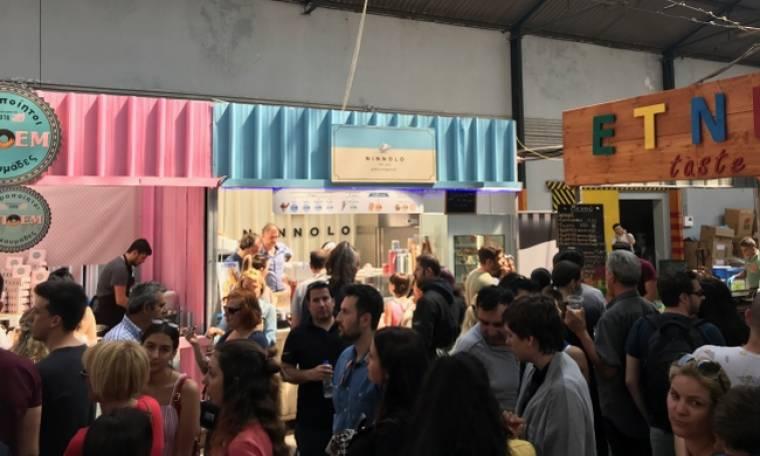 Ninnolo: Με νέες γεύσεις συμμετέχει στο 3o Athens Street  Food Festival