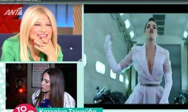 Κατερίνα Στικούδη: Απαντά on camera για τα σχόλια στα social media γύρω από το Botox!