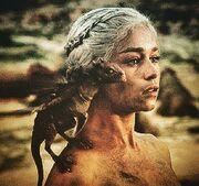 Η φωτογραφία της Khaleesi και του Khal Drogo που… έριξε το Instagram