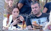 Ρέμος-Μπόσνιακ: Selfie για το ερωτευμένο ζευγάρι