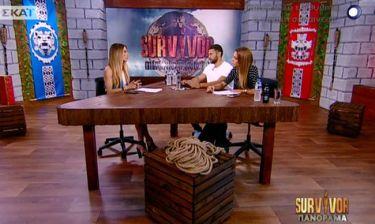 Survivor Πανόραμα: «Η Μελίνα δεν έχει ξεπεράσει άλλα θέματα με τους μαχητές»