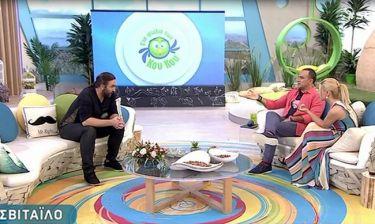 Ιβάν Σβιτάιλο: Αποκαλύπτει πρώτη φορά: Θα εμφανιζόταν στη σκηνή της Eurovision με την Τερζή αλλά…