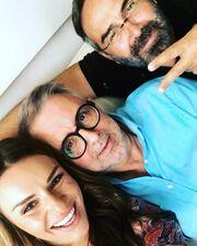 Ελένη Τσολάκη: Η selfie με τον Γκουντάρα που φουντώνει τις φήμες για συνεργασία