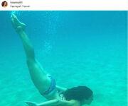 Σέξι και κάτω από το νερό
