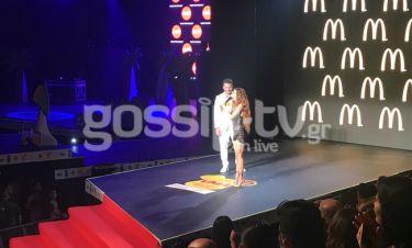 ΜAD VMA 2018: Ο Ντάνος παρέδωσε το βραβείο στη Φουρέιρα και εκείνη ξεσήκωσε με το Fuego!