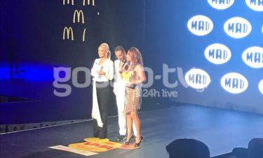 MAD VMA 2018: Η Έλενα Παπαρίζου βασίλισσα της βραδιάς απονομής!
