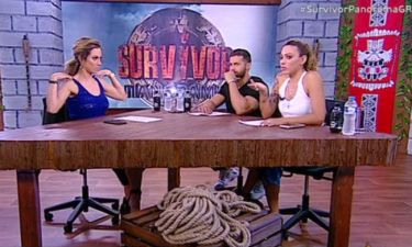 Survivor Πανόραμα: Η Βαλαβάνη «αδειάζει» τον Αγόρου: «Κάτι διαφορετικό πάει να πει…»