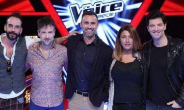 Προετοιμασίες για το «The voice of Greece»