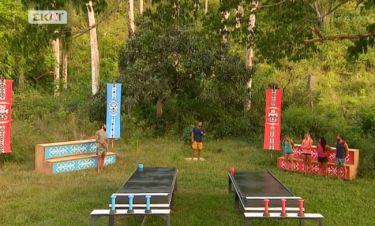 Survivor 2: Δείτε ποιος κέρδισε το γευστικό έπαθλο άνεσης