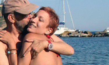 Ολίβια Γαβρίλη: Το συγκινητικό αντίο στον πρώην σύζυγό της, Μάνο Αντώναρο
