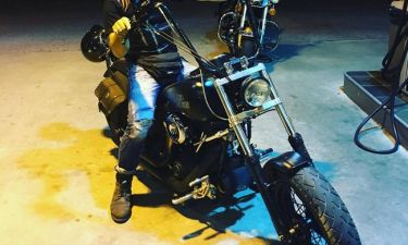 Easy rider Έλληνας πρωταγωνιστής