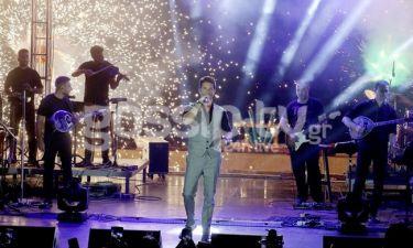 Νίκος Οικονομόπουλος: Πλήθος κόσμου στην συναυλία του στην Ρόδο