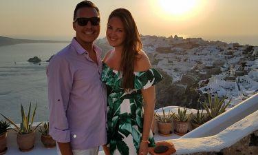 Θεοδώρα Γλύξμπουργκ: Διακοπές με τον σύντροφό της στις Σπέτσες
