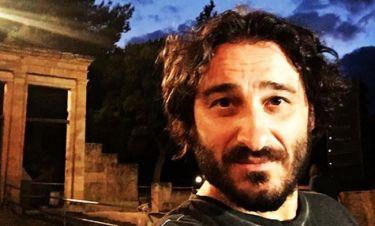 Χαραλαμπόπουλος: Στη Σέριφο με τη γυναίκα του – Η χιουμοριστική ανάρτηση στο Instagram