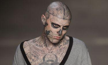 Σοκ στον χώρο της μόδας! Αυτοκτόνησε το διάσημο μοντέλο «Zombie Boy»