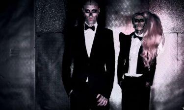 Το συγκινητικό αντίο της Lady Gaga στον «Zombie Boy»