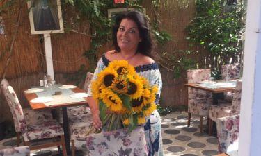 «Πρωταγωνίστρια» σε φεστιβάλ γεύσεων στη Χίο, η Εκμεκτσίογλου