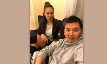 Μαρία Τσανγκ: Η αδερφή του Ορέστη  είναι ερωτευμένη - Αυτός είναι ο σύντροφός της