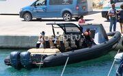 Μενεγάκη-Παντζόπουλος: Νέες αρετουσάριστες φωτογραφίες από τις διακοπές τους
