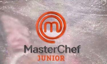 Masterchef Junior: H πρώτη κοινή φωτογραφία των τριών κριτών