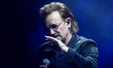 Bono: Αποκαταστάθηκε το πρόβλημα με τις φωνητικές του χορδές!