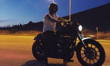 Easy rider ο Έλληνας τραγουδιστής