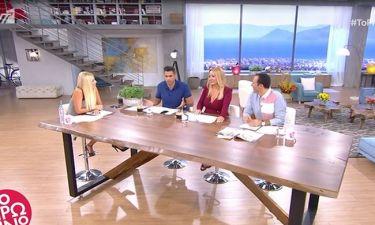 Η Σκορδά πήρε θέση για τον Λιάγκα και τον ΑΝΤ1  - Η φαρμακερή ατάκα του Ουγγαρέζου on air!