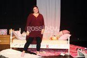 Βίκυ Σταυροπούλου: Στην θεατρική πρεμιέρα της κόρης της