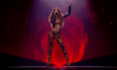 Το δίλημμα του σχεδιαστή για το ρούχο της Φουρέιρα στην Eurovision