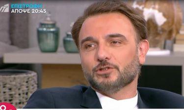 Φάνης Μουρατίδης: Δε φαντάζεστε την ερώτηση που δέχεται συνεχώς από τον γιο του