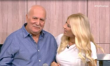 Απίστευτο! Ο Παπαδάκης μπούκαρε στο Πρωινό και είπε on air στην Σκορδά για τον Λιάγκα
