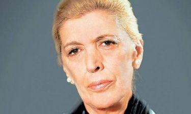 Ντίνα Κώνστα: «Ένας ταξιτζής μου είπε: «κυρία Μαρκορά, πώς σας λένε στη ζωή σας;» και θύμωσα»