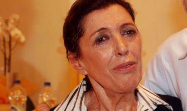 Ντίνα Κώνστα: «Έχω ζητήσει να με κάψουν. Δε θέλω ταφές»