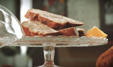 Αυτό το τσουρέκι με σοκολάτα και πορτοκάλι πρέπει να το δοκιμάσεις