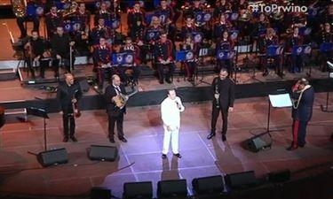 Τόλης Βοσκόπουλος: Δε φαντάζεστε τι αποκάλυψε επί σκηνής στο Ηρώδειο