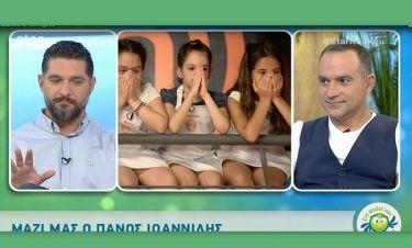Πάνος Ιωαννίδης: «Ευτυχώς που δεν ήμουν κριτής στο MasterChef Junior. Σπάραξε η ψυχή μου, όταν…»