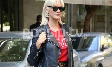 Σάσα Σταμάτη: Της αξίζει μια θέση στο My Style Rocks με αυτό το look