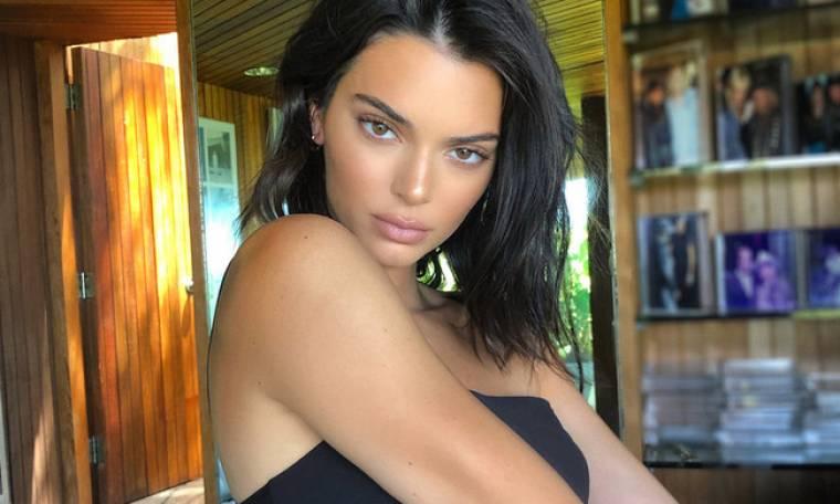 Η ερωτική ζωή της Kendall Jenner έγινε juicy αλλά η ίδια δεν «μασάει» καθόλου!