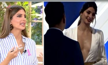Happy Day: Τα απίστευτα σχόλια για το ντεκολτέ της Ηλιάνας που «έβγαλε μάτι» στο GNTM
