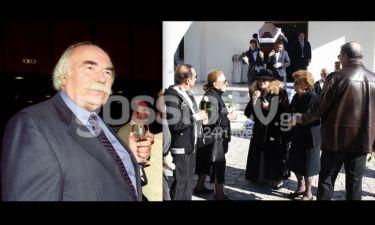 Το «τελευταίο αντίο» στον ηθοποιό Νίκο Κούρο
