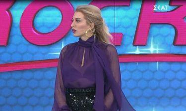 My Style Rocks:Η ταραχή της Σπυροπούλου και η απίθανη δήλωσή της όταν είδε τους κοιλιακούς παίκτριας
