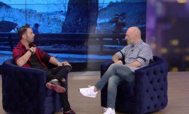 Ηλίας Βρεττός: Πώς είναι η προσωπική του ζωή μετά το ατύχημα;